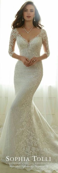 23 Best Wedding Dresses Slim Hourglass Body Shape Bride Images