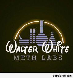 Walter White Disney style - Breaking Bad