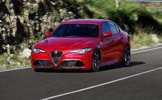 Alfa Romeo Giulia Quadrifoglio: il nuovo sogno italiano allo IAA