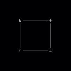 Barale+Sinibaldi by Richard Baird. (2013) #logo #branding #design