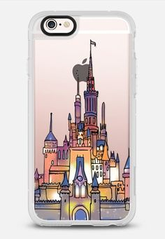 Castle iPhone 6s case by Some Techie Sense Casetify