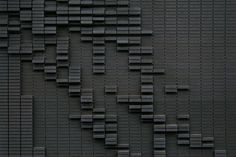 Brick Pattern A - Parametric Design for Brick Surfaces | ZJA - Zwarts & Jansma Architects