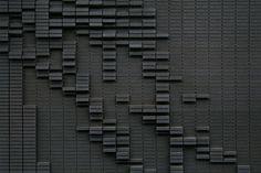 Brick Pattern A - Parametric Design for Brick Surfaces | ZJA - Zwarts & Jansma Architects