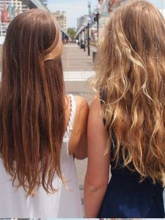 long hair love these two colors