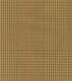 Upholstery Fabric- Waverly Grantham Plaid ChestnutUpholstery Fabric- Waverly Grantham Plaid Chestnut,