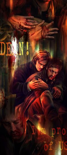 """Sam Winchester's Journal – Entry #72bis  """"A thing is not necessarily true because a man dies for it."""" ― Oscar Wilde [http://journal-of-a-man-of-letters.tumblr.com/ by Petite-Madame]"""
