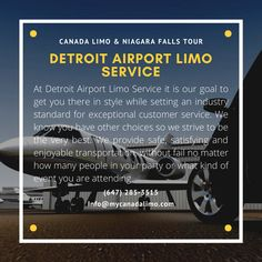 Detroit Airport Limo Service and Airport Transportation to/from Toronto Airport, Buffalo Airport, Niagara Airport and Hamilton Airport. Detroit Airport, Toronto Airport, Buffalo Airport, Airport Limo Service, Airport Transportation, Niagara Falls, Books Online, Windsor