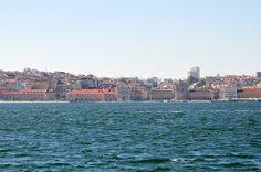 Lisbon by Rapsak, via Flickr, Portugal