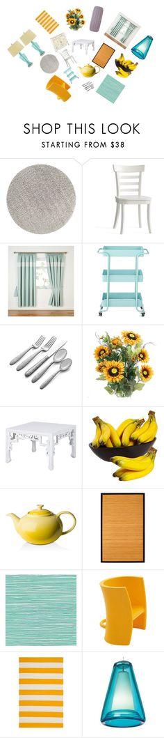 """Уютная кухня"" by irina-soz-kbe on Polyvore featuring interior, interiors, interior design, дом, home decor, interior decorating, Chilewich, Pottery Barn, Home Decorators Collection и Michael Aram"