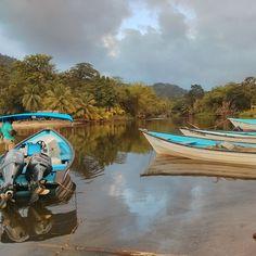 Grande Riviere Beach i Saint David, Tobago