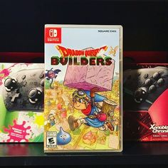 Reposting @theswitcheffect: Whos ready to build? Dragon Quest Builders by @squareenix officially released today! . . . . #build #construction #rpg #creative #dq #dragonquest #squareenix #nintendogamer #nintendo #ninstagram #nintendoart #nintendoswitch #theswitcheffect #videogames #february #squareenix #gamer #gamergeek #mustplay #retro #nostalgia #newrelease