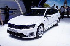 2017 Volkswagen Pat Variant Gte