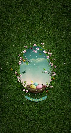 Wallpaper iPhone Easter wishes Spring Wallpaper, Holiday Wallpaper, Easter Backgrounds, Wallpaper Backgrounds, Wallpapers, Boxing Day, Cellphone Wallpaper, Iphone Wallpaper, Ostern Wallpaper