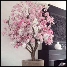 Why Choose Artificial Plants? Paper Flower Arrangements, Artificial Flower Arrangements, Paper Flowers, Hanging Centerpiece, Tree Centerpieces, Artificial Plants And Trees, Artificial Flowers, Watercolor Galaxy, Wooden Art