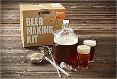 Beer Making Kit | By Brooklyn Brew Shop
