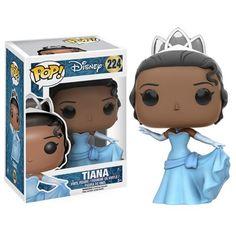 Princess and the Frog Tiana Gown Version Pop! Vinyl Figure - Funko - Princess…