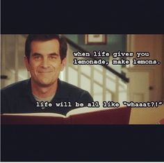 MY FAVORITE LINE FROM ALL OF THE MODERN FAMILY SHOWS!!!