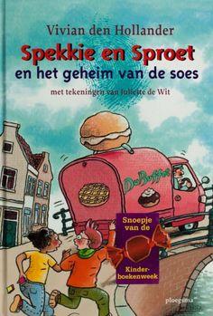 Spekkie en Sproet en het geheim van de soes - Vivian Den Hollander