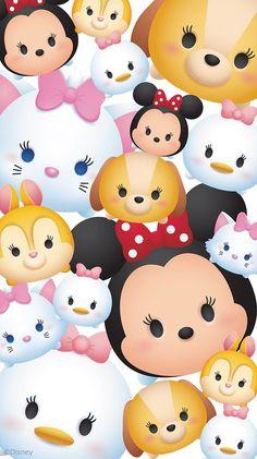 Disney Smile — Disney Tsum Tsum:)