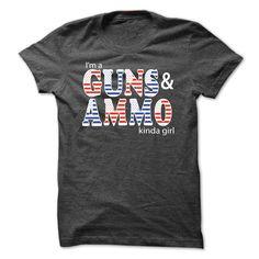 (Top Tshirt Charts) Guns and Ammo [Tshirt design] Hoodies