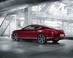 Continental GT V8.... Damn...