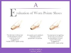 Pointe Shoes: Finding The Perfect Fit