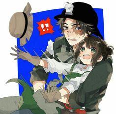 Identity Art, Kawaii, Anime Characters, Fictional Characters, Anime Couples, Cool Drawings, Amazing Art, Horror, Fan Art