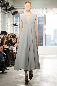 DelPozo Ready To Wear Fall Winter 2014 New York