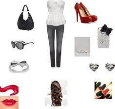 """""""Untitled #32"""" by lizzyc12 ❤ liked on Polyvore"""