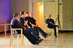 Ambient Music Conference 2014. Photo: Metsähallitus / Jukka-Pekka Ronkainen