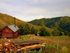 Colorado Mountain Cabin For Rent