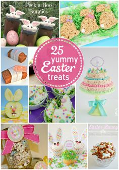 25 yummy Easter trea