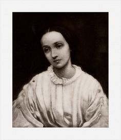 Julia Margaret Cameron · Autoritratto · 1855-62 · Museum of Fine Arts · Boston