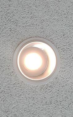 Verbetering: Dit is een lamp, en de gloeilamp vormt het punt.