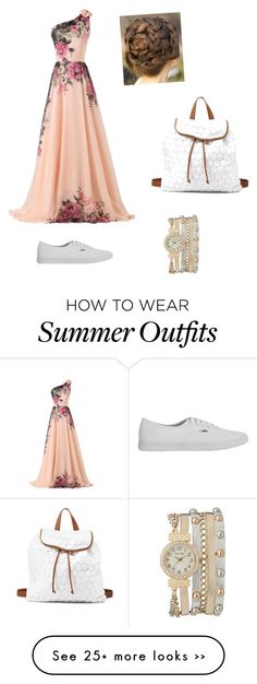 """""""My First Polyvore Outfit"""" by enu-astana-kz on Polyvore"""