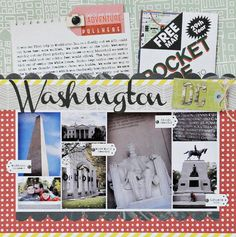 Washington DC **Scrapbook & Cards Today** - Scrapbook.com