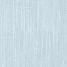 Ansley Home Decor Solid Light Blue from @fabricdotcom  This solid lightweight cotton duck fabric features a natural slub and is perfect for window treatments (draperies, valances, curtains, and swags), bed skirts, duvet covers, pillow shams, accent pillows, slipcovers and bedding.