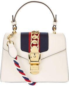9d6bce668ddb Gucci Mini Sylvie Shoulder Bag Card Wallet