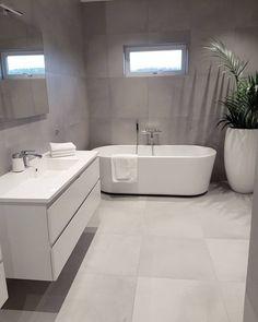 Bathroom decor, Bathroom decoration, Bathroom DIY and Crafts, Bathroom Interior design Bathroom Toilets, Bathroom Renos, Laundry In Bathroom, Bathroom Flooring, Bathroom Renovations, Bathroom Ideas, Bathroom Grey, Bathroom Inspo, Bath Ideas