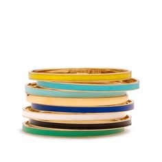 Kate Spade Idiom bangle - each has a clever saying engraved inside, and comes in a great gift box.  Start at $32!  Great gift!