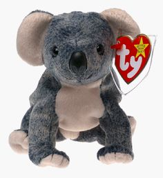 5ec30e9c423 TY Beanie Baby - EUCALYPTUS the Koala  Toy