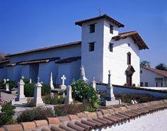 Historic Mission San Jose Fremont CA