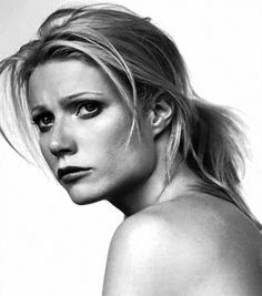 I am not one to think that celebs are the most beautiful people out there, but Gwyneth is so beautiful.