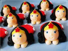 Ateliê Cris Ubara - Biscuit para festas: Porta docinho/forminha