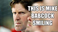 Mike Babcock meme