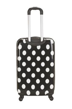 055f8df1234a Rockland Luggage 20 Inch Carry On This carryon is made of  polycarbonate abs. The major benefits of this material - it is extremely  lightweight