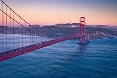 The golden gate bridge     #california