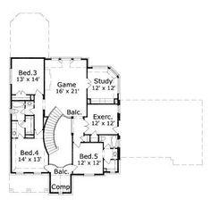 House Plan ID: chp-34806 - COOLhouseplans.com