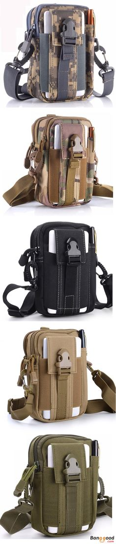 US$ 11.52 + Free shipping. Phone Bags, Cellphone Bags, Men Bag, Nylon Bag, Waist Bag, Card Holders, Crossbody Bag. Material: Nylon, Color: Black, Khaki, ACU, CP, ArmyGreen. Suitable for all kinds of cellphone. A Strap Attached.