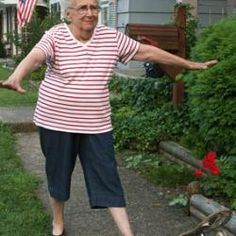 Balancing Exercises for Senior Citizens